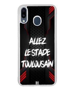 Coque Galaxy M20 – Allez le Stade Toulousain