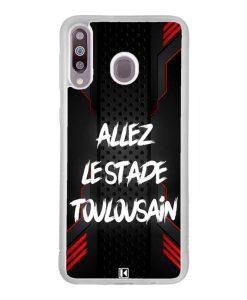 Coque Galaxy M30 – Allez le Stade Toulousain