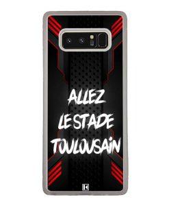 Coque Galaxy Note 8 – Allez le Stade Toulousain