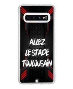 Coque Galaxy S10 – Allez le Stade Toulousain