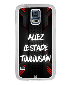 Coque Galaxy S5 – Allez le Stade Toulousain