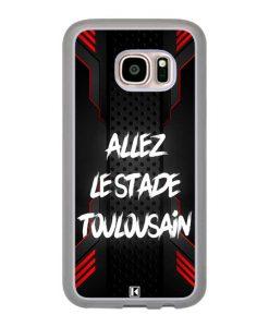 Coque Galaxy S7 – Allez le Stade Toulousain