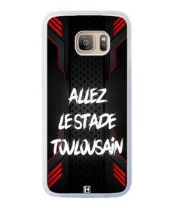 Coque Galaxy S7 Edge – Allez le Stade Toulousain