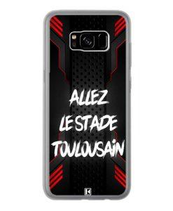 Coque Galaxy S8 Plus – Allez le Stade Toulousain