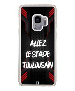 Coque Galaxy S9 – Allez le Stade Toulousain
