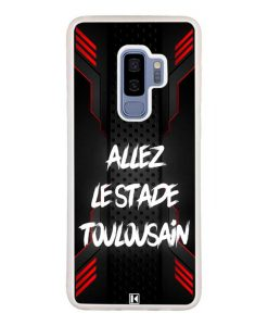 Coque Galaxy S9 Plus – Allez le Stade Toulousain