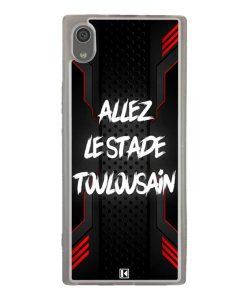 Coque Xperia XA1 – Allez le Stade Toulousain