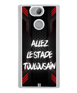Coque Xperia XA2 – Allez le Stade Toulousain