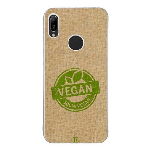 Coque Huawei Y6 2019 – 100% Vegan