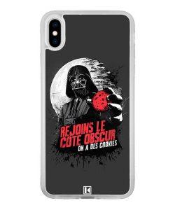Coque iPhone Xs Max – Dark cookies