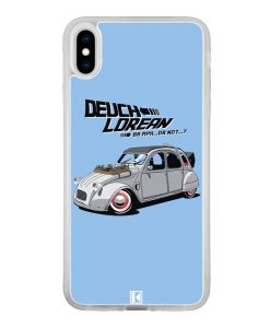 Coque iPhone Xs Max – Deuch Lorean