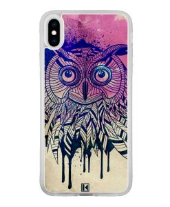 theklips-coque-iphone-x-iphone-xs-max-owl-face