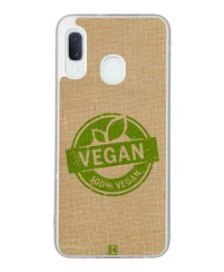 Coque Galaxy A20e – 100% Vegan