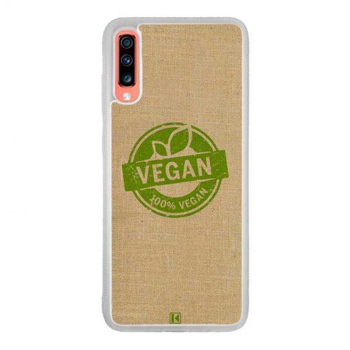 Coque Galaxy A70 – 100% Vegan