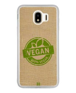 Coque Galaxy J4 2018 – 100% Vegan