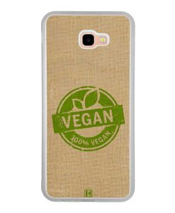 Coque Galaxy J4 Plus – 100% Vegan