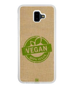 Coque Galaxy J6 Plus – 100% Vegan