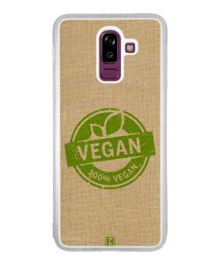 Coque Galaxy J8 2018 – 100% Vegan