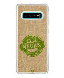 Coque Galaxy S10 Plus – 100% Vegan