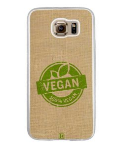 Coque Galaxy S6 – 100% Vegan