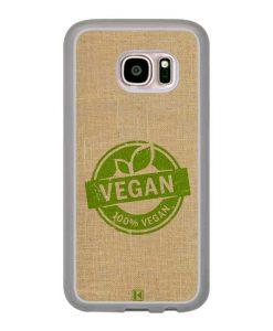 Coque Galaxy S7 – 100% Vegan