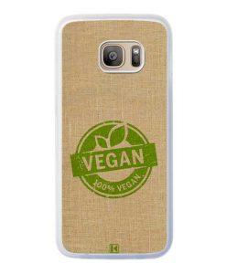 Coque Galaxy S7 Edge – 100% Vegan