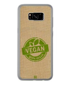 Coque Galaxy S8 Plus – 100% Vegan