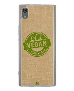 Coque Xperia XA1 – 100% Vegan