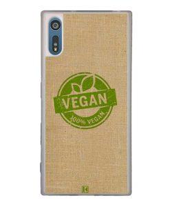 Coque Xperia XZ – 100% Vegan