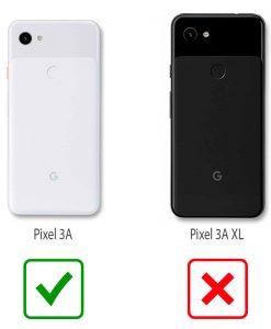 Coque Google Pixel 3A – Deuch Lorean