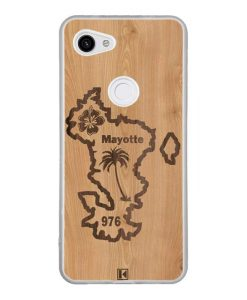 Coque Google Pixel 3A – Mayotte 976