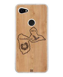 Coque Google Pixel 3A XL – Guadeloupe 971