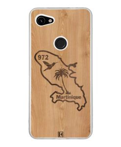 Coque Google Pixel 3A XL – Martinique 972