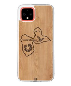 Coque Google Pixel 4 – Guadeloupe 971