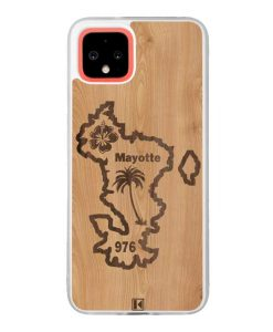 Coque Google Pixel 4 – Mayotte 976