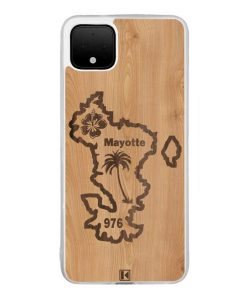 Coque Google Pixel 4 XL – Mayotte 976