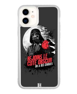 Coque iPhone 11 – Dark cookies
