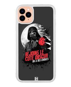 Coque iPhone 11 Pro – Dark cookies