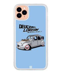 Coque iPhone 11 Pro – Deuch Lorean