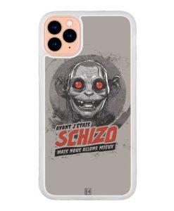 Coque iPhone 11 Pro – Gollum Schizo