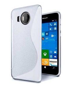 theklips-coque-nokia-lumia-950-xl-silicone-grip-transparent