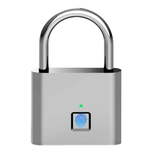 theklips-cadenas-biometrique-argent