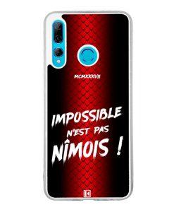 Coque Huawei P Smart Plus 2019 – Impossible n'est pas Nîmois