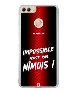 Coque Huawei Y9 2018 – Impossible n'est pas Nîmois