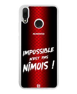 Coque Huawei Y9 2019 – Impossible n'est pas Nîmois