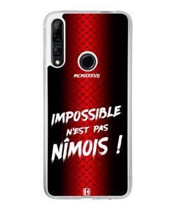 Coque Huawei Y9 Prime 2019 – Impossible n'est pas Nîmois