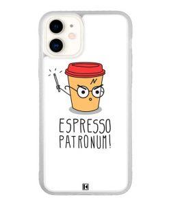 Coque iPhone 11 – Espresso Patronum
