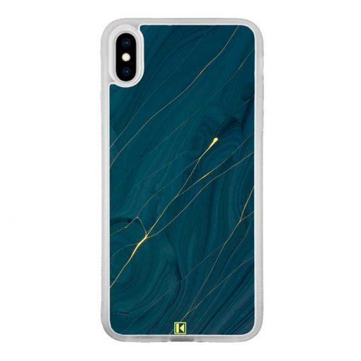 theklips-coque-iphone-x-xs-max-dark-blue-marble