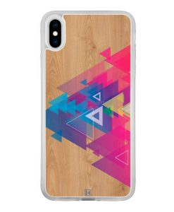 theklips-coque-iphone-x-xs-max-multi-triangles-on-wood