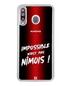 Coque Galaxy M30 – Impossible n'est pas Nîmois